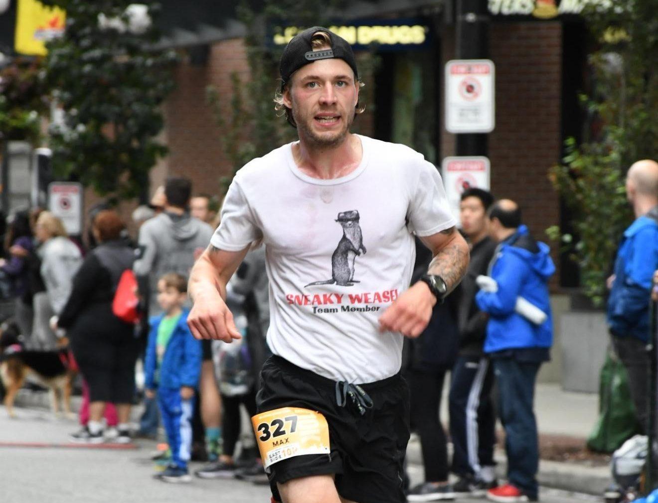 200 km en course à pied, par Maxime Brassard