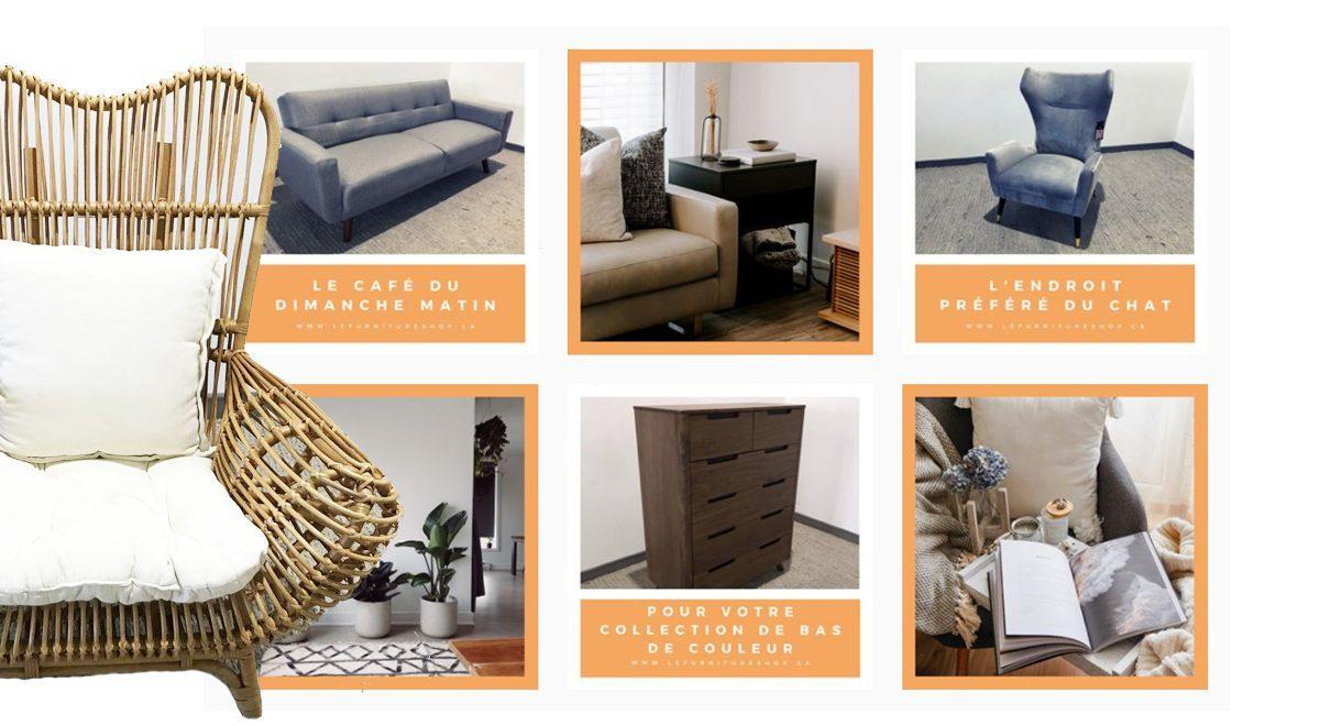 Partenariat : Le Furniture Shop